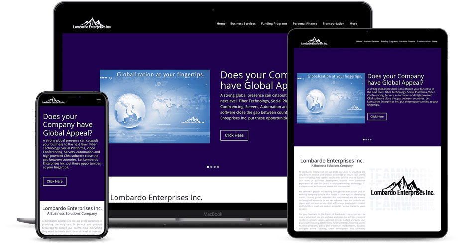 Lombardo Enterprises Inc