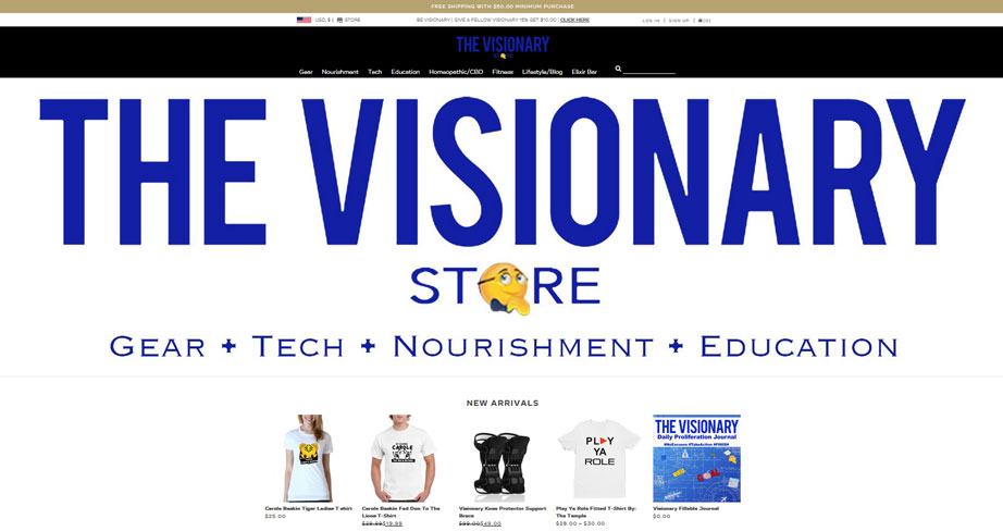 The Visionary Store